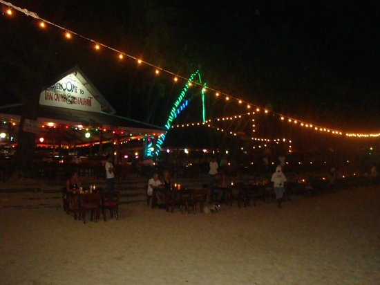 Seapearl Lanta Cottage: Thai Cat Restaurant