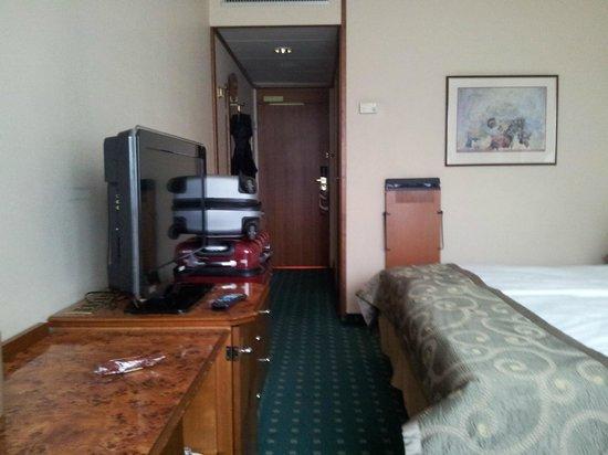 Hotel Crowne Plaza Berlin City Centre: Zimmer