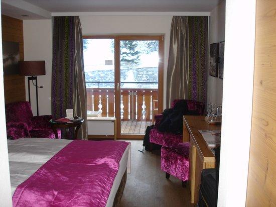 Hotel Gotthard: Room 103