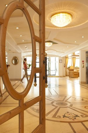 Granvara Relais & Spa Hotel: Eingang