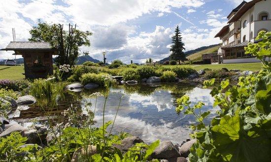 Granvara Relais & Spa Hotel: Teich
