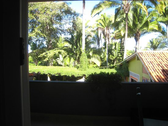 Hacienda de la Costa : A view from our room