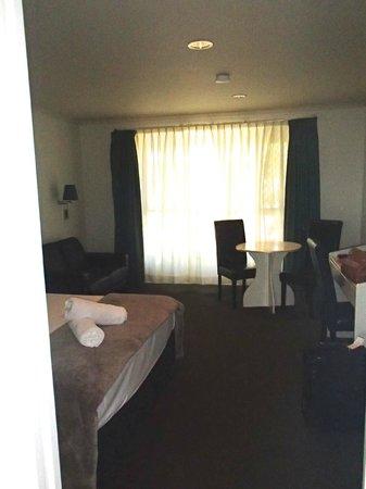 BEST WESTERN Ballina Island Motor Inn: Our room
