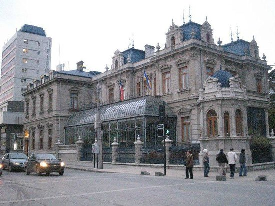 Plaza Munoz Gamero: En esta esquina se encuentra un restaurante-bar, es encantador y buena atencion.