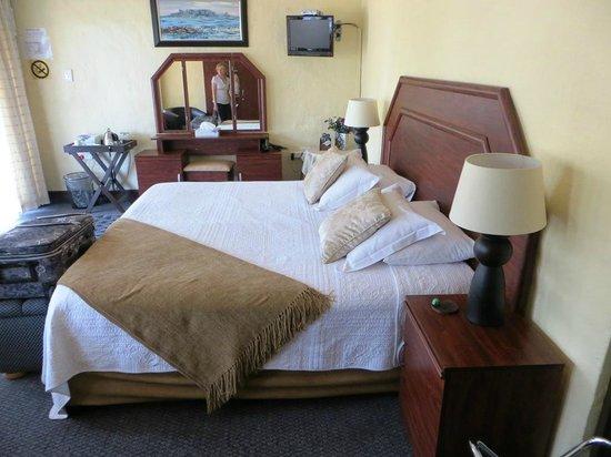 Magalies Mountain Lodge: Bedroom