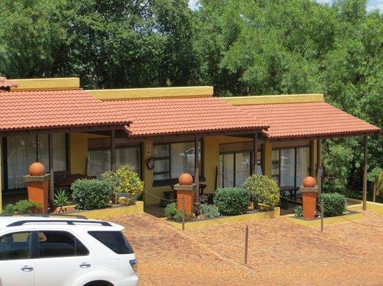 Magalies Mountain Lodge: Accommodation units