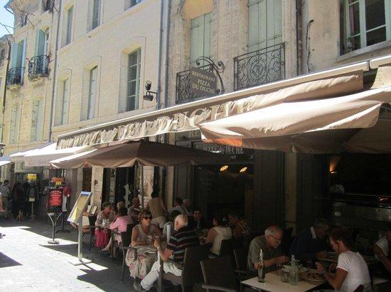 Pizza du Duche : Très bon restaurant