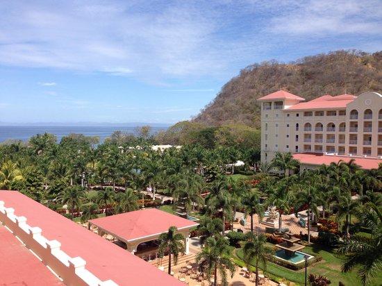 Hotel Riu Guanacaste: Vue du 4ieme étage