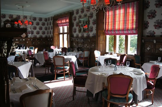 "South Lodge Hotel : ""Camellia"" Resturant"