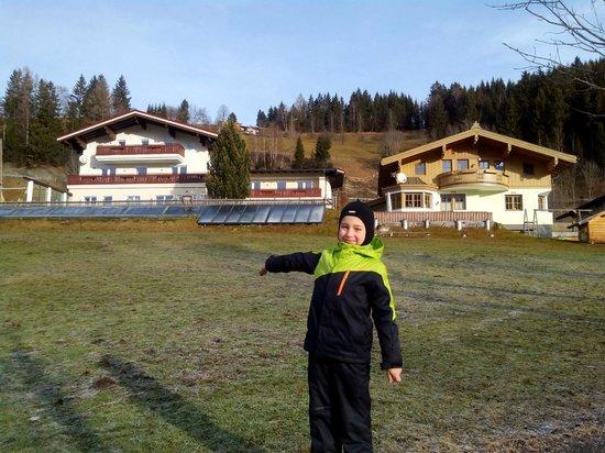 Alpenhof Apartments: Местность вокруг