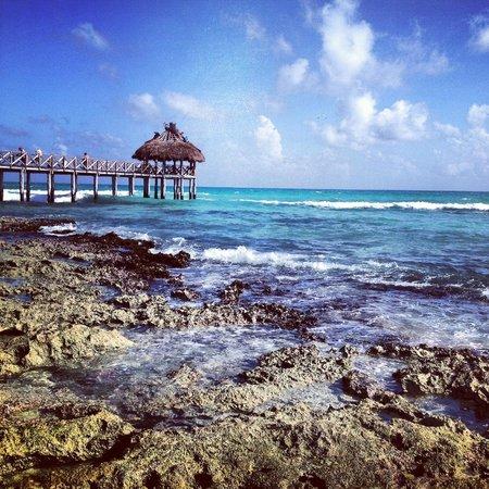 Ocean Breeze Riviera Maya Hotel: Vista Maravilhosa