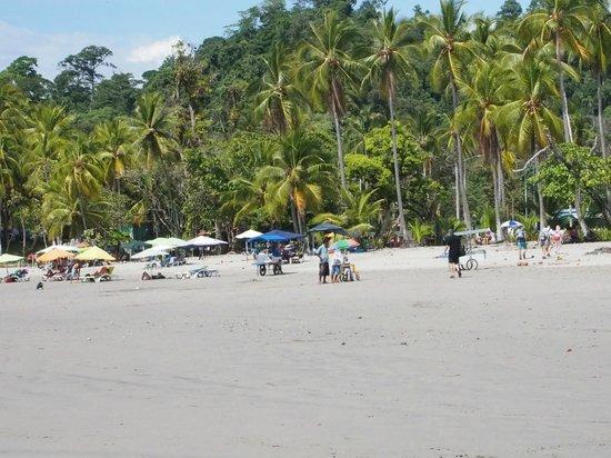 El Paseo del Mar: wonderful public beach