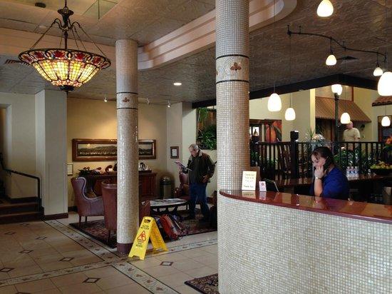Hotel Denver : Lobby