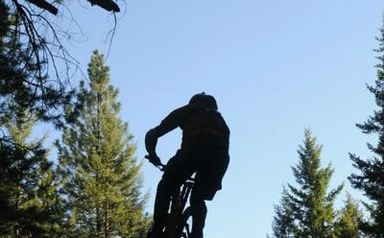 Rossland, Canadá: Mountain Bikes