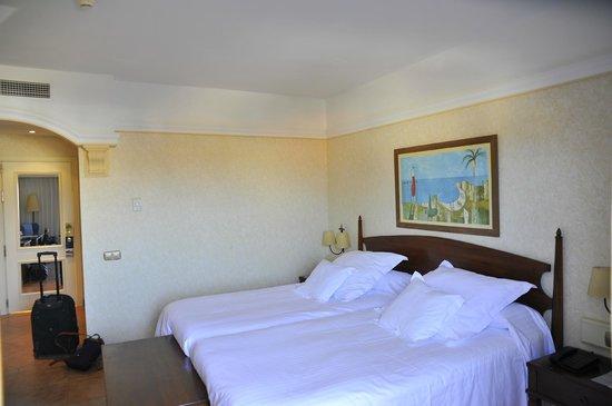 Barcelo Corralejo Bay : la chambre