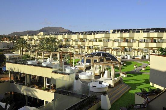 Barcelo Corralejo Bay: vue de l'hôtel