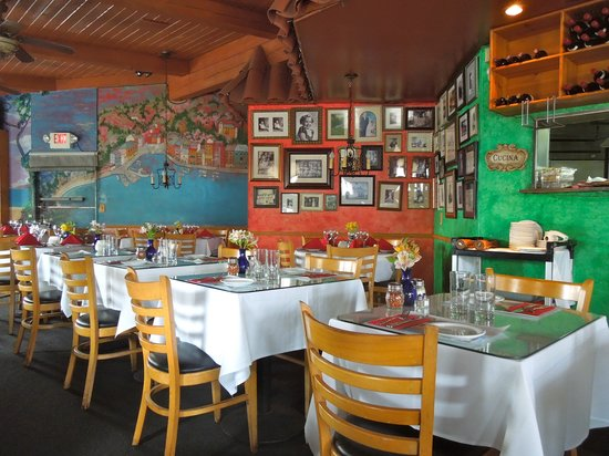 Dining room picture of cantalini s salerno beach