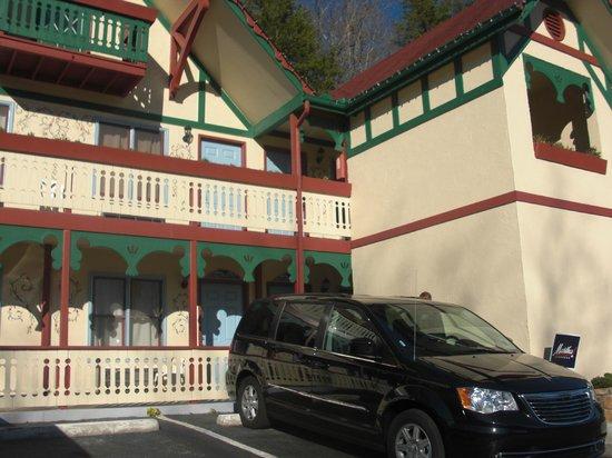 The Heidi Motel