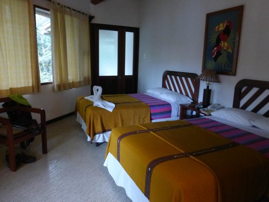 Villa Maya : Our room