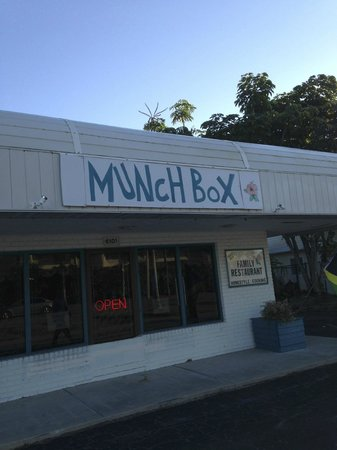 The Munch Box - Great food!