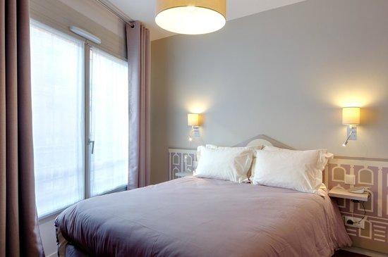 Hôtel Ours Blanc Wilson : chambre
