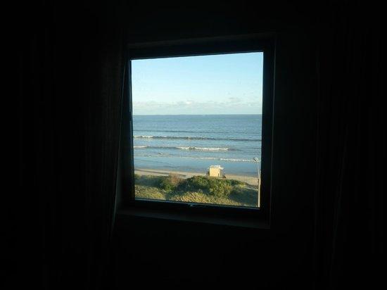 Hotel Cottage: vue de la chambre