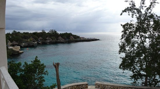 Alvynegril Guest House: View from the balcony