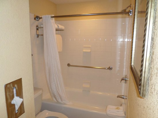 Allure Resort International Drive Orlando: Clean Bathrooms