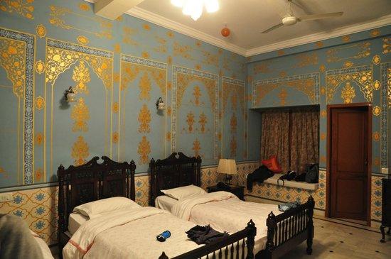 Hotel Harasar Haveli: une chambre