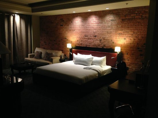 Le Place d'Armes Hotel & Suites: Beautiful and comfortable.
