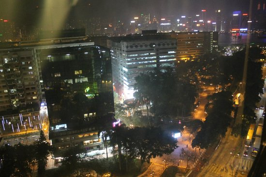 Best Western Plus Hotel Kowloon : Вид с 8го этажа