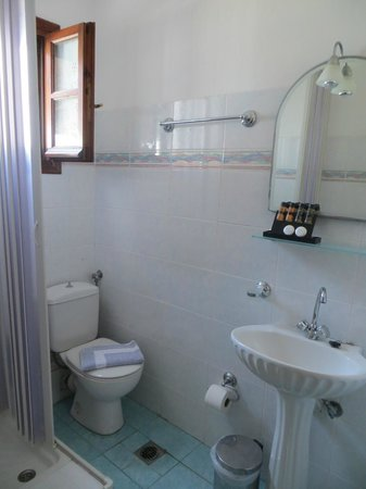 Flamingo Hotel: Bathroom