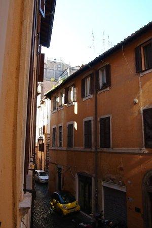 Bollo Apartments: Street