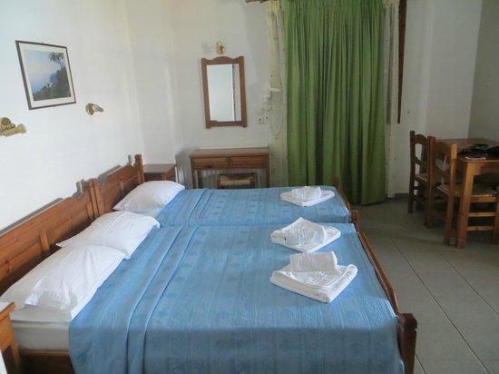 Flamingo Hotel: Bedroom