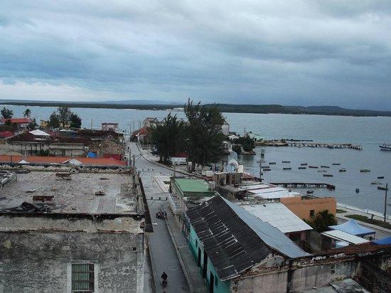 Hotel E Ordono: panorama dalla terrazza