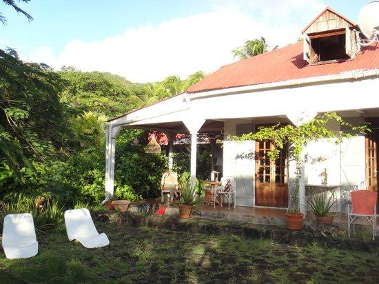 L'Habitation Massieux: vue extérieure