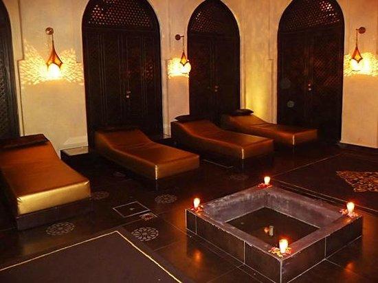 Les Bains de Marrakech : Sala final