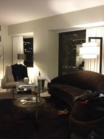 Thompson Chicago, a Thompson Hotel : Making ourselves at home...