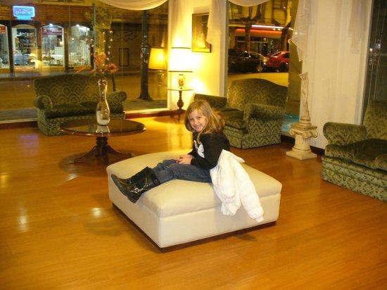 Etoile Hotel: estar de entrada