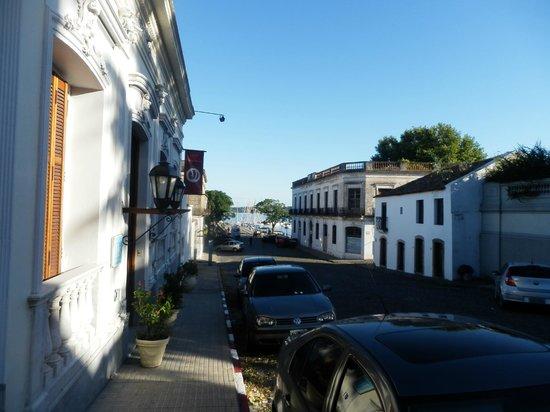 Hotel Posada del Virrey: hotel charmant et bien situé