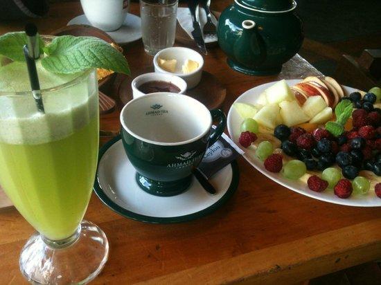 Trawen: awesome breakfast