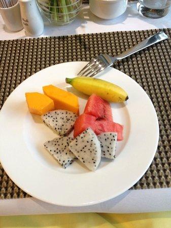 Grand Silverland Hotel & SPA: Breakfast
