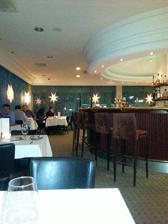 Restaurant Brasserie X - Quality Airport Hotel Dan