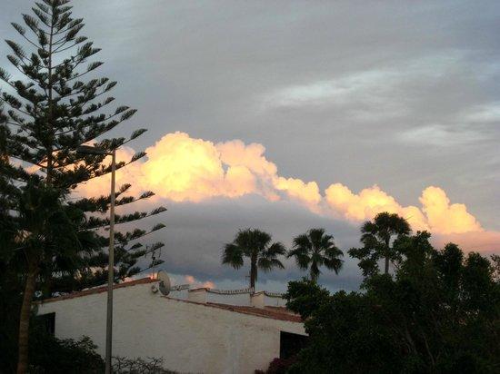 Las Perlas : sky