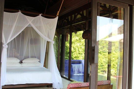 The Vijitt Resort Phuket: Villa 88 with pool facing north - good in summer, cool in winter