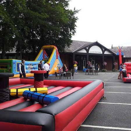 The Mere Golf Resort and Spa: Family Fun Day 2013
