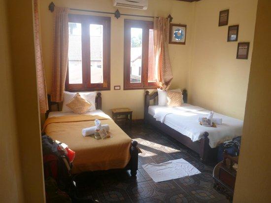 Namsok Hotel: Room