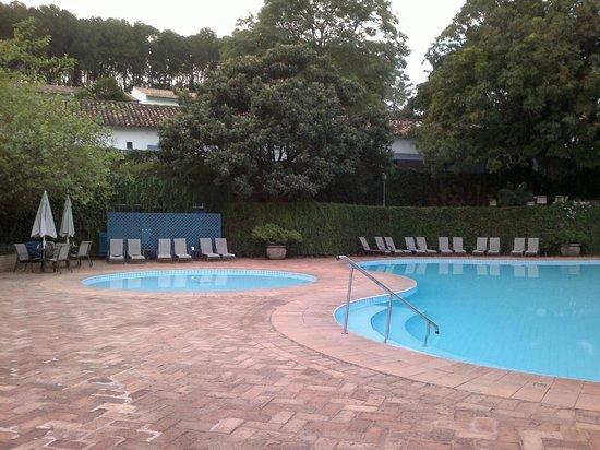 Hotel Fazenda Dona Carolina: x