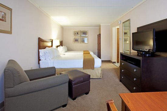 The Holiday Inn Express - Fort Polk