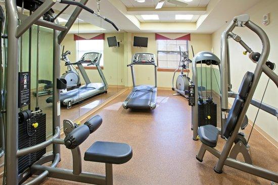 IHG Army Hotels Newgarden Inn: Fitness Room